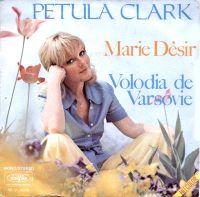 Cover Petula Clark - Marie désir