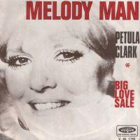 Cover Petula Clark - Melody Man