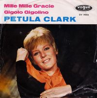 Cover Petula Clark - Mille mille grazie