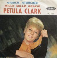 Cover Petula Clark - Mille mille grazie
