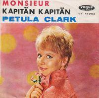 Cover Petula Clark - Monsieur