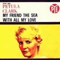 Cover Petula Clark - My Friend The Sea