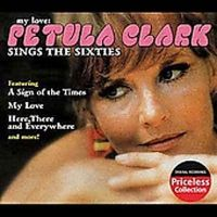 Cover Petula Clark - My Love: Petula Clark Sings The Sixties
