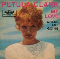 Cover Petula Clark - My Love