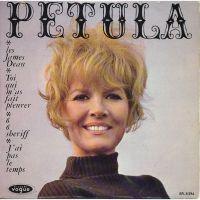 Cover Petula Clark - Ô ô Shériff