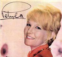 Cover Petula Clark - Petula