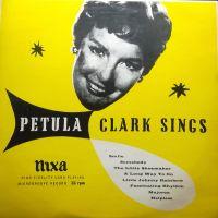 Cover Petula Clark - Petula Clark Sings