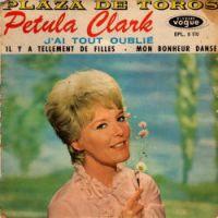 Cover Petula Clark - Plaza de Toros