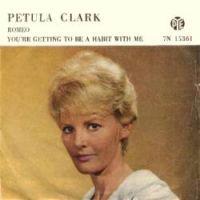 Cover Petula Clark - Romeo
