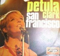 Cover Petula Clark - San Francisco (Be Sure To Wear Some Flowers In Your Hair)