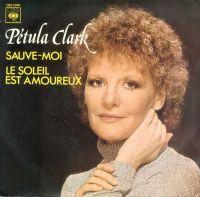 Cover Petula Clark - Sauve-moi