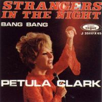 Cover Petula Clark - Strangers In The Night