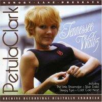 Cover Petula Clark - Tennessee Waltz