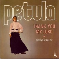 Cover Petula Clark - Thank You My Lord
