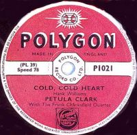 Cover Petula Clark - That's How A Love Song Is Born