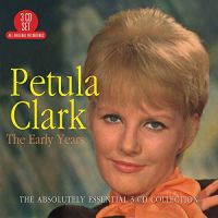 Cover Petula Clark - The Early Years