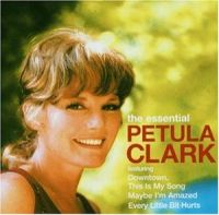Cover Petula Clark - The Essential