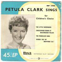 Cover Petula Clark - The Little Shoemaker