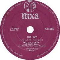 Cover Petula Clark - The Sky