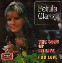 Cover Petula Clark - The Song Of My Life