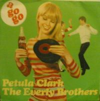 Cover Petula Clark - Things Go Better With Coke