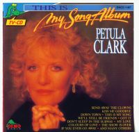 Cover Petula Clark - This Is My Song Album