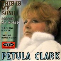 Cover Petula Clark - This Is My Song
