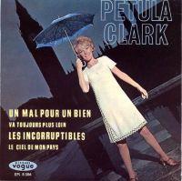 Cover Petula Clark - Un mal pour un bien