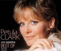 Cover Petula Clark - Une baladine - Best Of 3CD