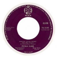 Cover Petula Clark - Watch Your Heart