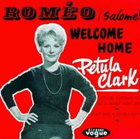 Cover Petula Clark - Welcome Home