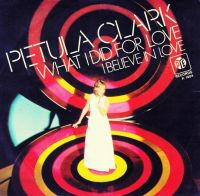 Cover Petula Clark - What I Did For Love