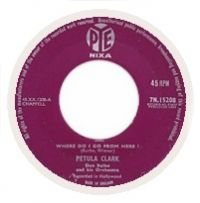 Cover Petula Clark - Where Do I Go From Here