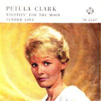 Cover Petula Clark - Whistlin' For The Moon