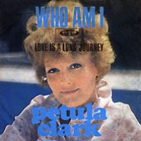 Cover Petula Clark - Who Am I