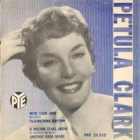 Cover Petula Clark - With Your Love