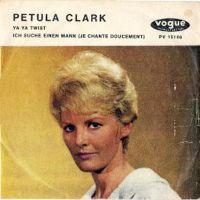 Cover Petula Clark - Ya Ya Twist
