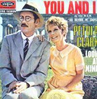 Cover Petula Clark - You And I