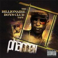 Cover Pharrell Williams - The Billionaire Boys Club Tape