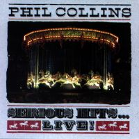 Cover Phil Collins - Serious Hits... Live!