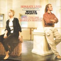 Cover Phil Collins And Marilyn Martin - Separate Lives