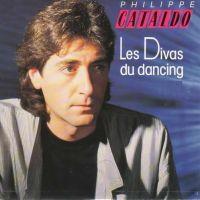 Cover Philippe Cataldo - Les divas du dancing