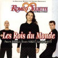 Cover Philippe D'Avilla / Damien Sargue / Grégori Baquet - Les rois du monde