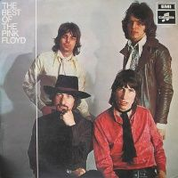 Cover Pink Floyd - The Best Of Pink Floyd