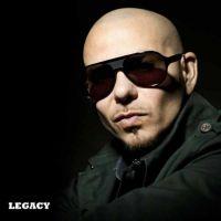 Cover Pitbull - Legacy