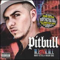 Cover Pitbull - Money Is Still A Major Issue