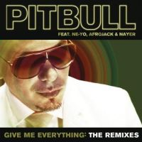 Cover Pitbull feat. Ne-Yo, Afrojack & Nayer - Give Me Everything: The Remixes