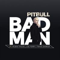 Cover Pitbull feat. Robin Thicke, Joe Perry & Travis Barker - Bad Man
