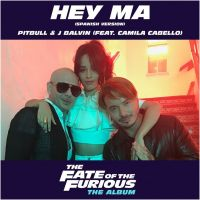 Cover Pitbull & J Balvin feat. Camila Cabello - Hey Ma (Spanish Version)