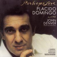 Cover Placido Domingo - Perhaps Love